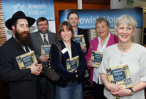 The Jewish Voice book launch