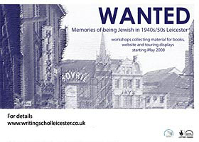 Jewish Voices Wanted Poster
